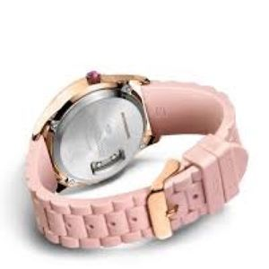 Juicy couture rose gold sport watch with Crystals